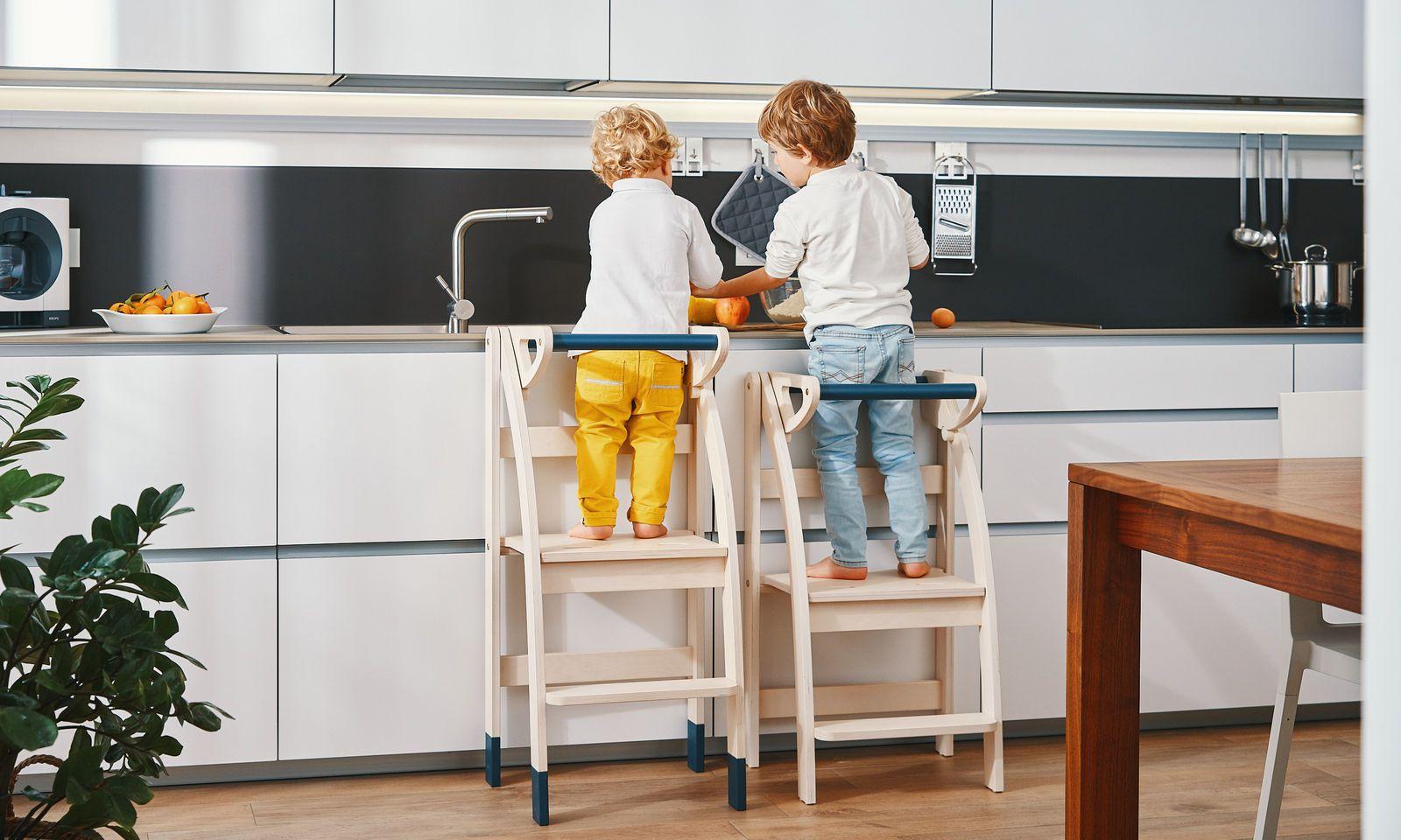 Der neue Luxus für Kinder und Eltern: Eine Tür, die schließt