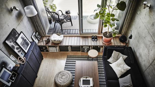 So werden kleine Räume ganz groß