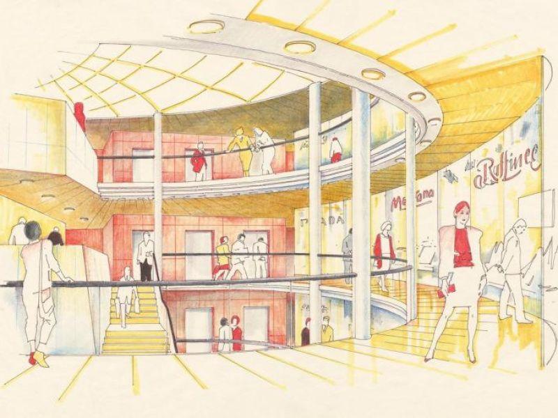 4.000 Entwürfe für das Haas Haus